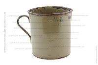 German Feldgrau Water Cup
