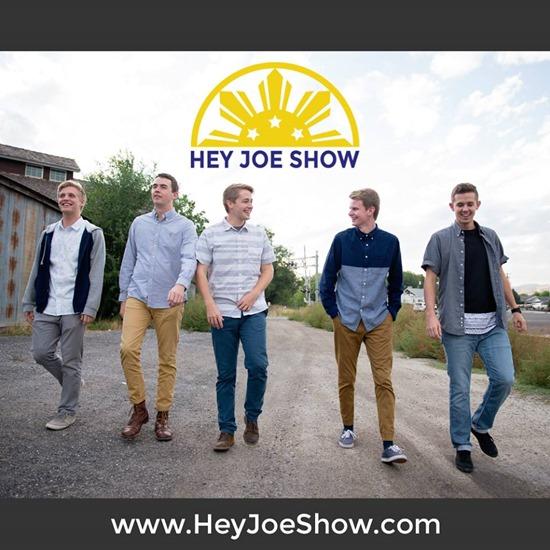 Hey Joe Show 2