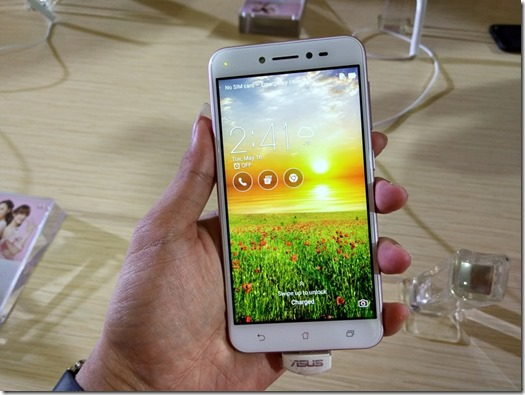 Pilih Mana Asus Zenfone Live ZB501KL vs Oppo A37