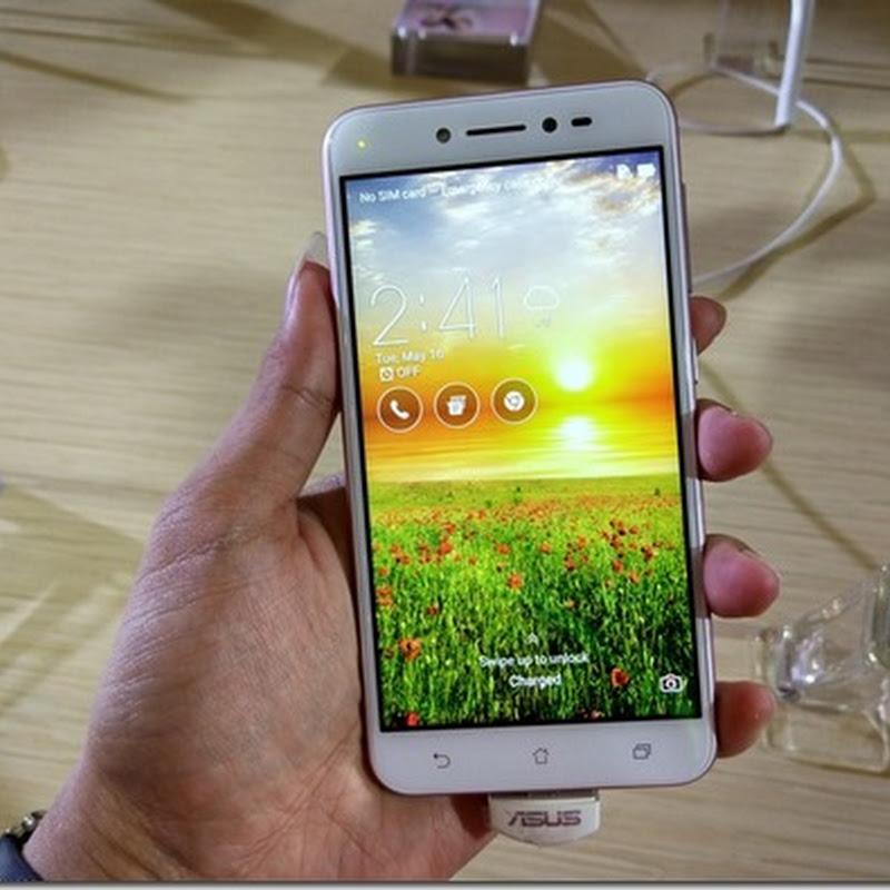 Pilih Mana Asus Zenfone Live ZB501KL vs Oppo A37?