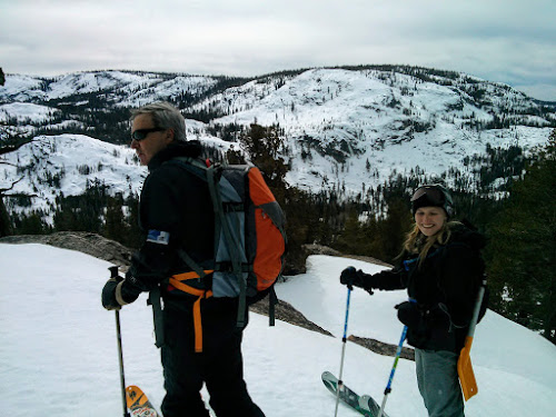 Chair 10 to Silver Lake