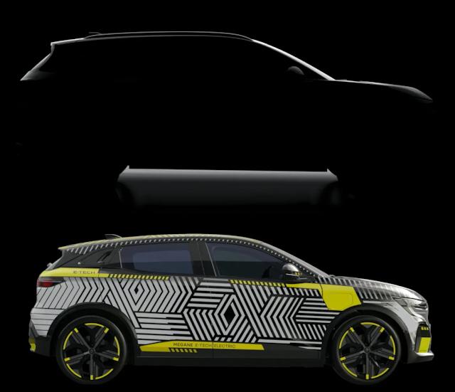 SUV compacto eléctrico de Renault
