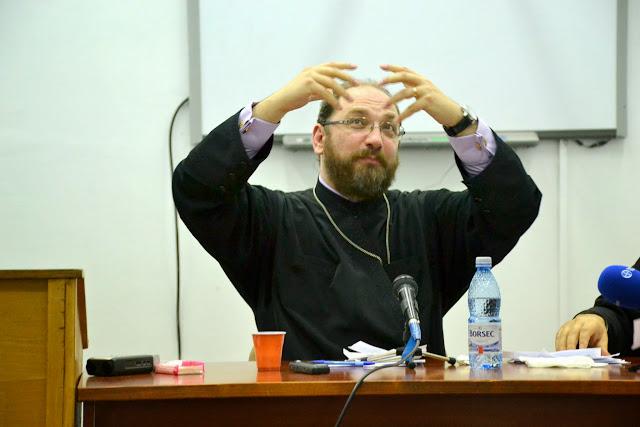 Pr. Constantin Necula despre tineri, FTOUB 099