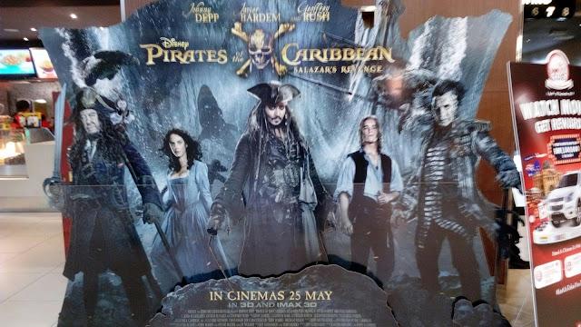 Pirates Of The Caribbean : Salazar's Revenge
