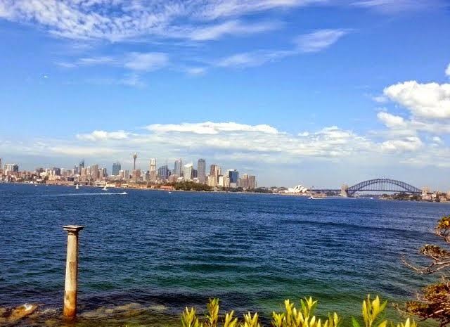 Plinth, Sydney Harbour