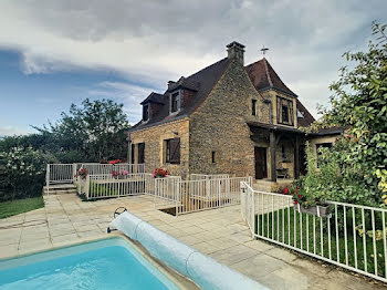 maison à Saint-André-d'Allas (24)