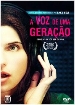 Capa do Filme A Voz de Uma Geração
