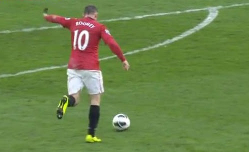 Rooney, Manchester United - Norwich