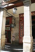 Photo: Soportales de la calle Toledo, cerca de la Plaza Mayor