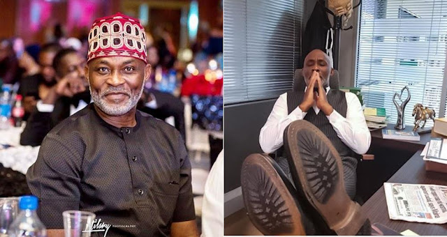 'Instead of lamenting, pause say a prayer, believe God…'– RMD pens powerful piece