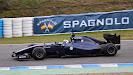 Valteri Bottas Williams FW36