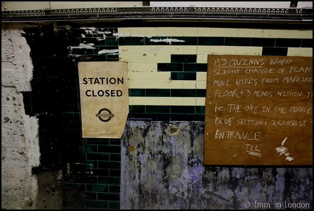 This Station is Closed