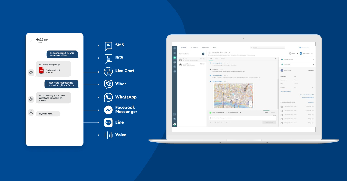 Infobip เปิดตัว Conversations ระบบการสื่อสารแบบ Omnichannel เพื่อประสบการณ์ที่ไร้รอยต่อระหว่างธุรกิจ และลูกค้าในทุกช่องทาง