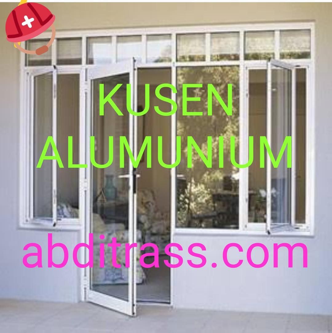 Hasil gambar untuk kusen alumunium abditrass.com