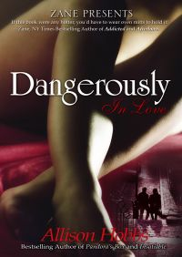 Dangerously In Love By Allison Hobbs