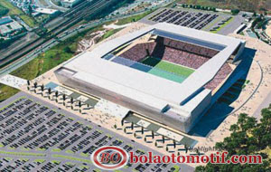 Stadion Arena de Sao Paulo