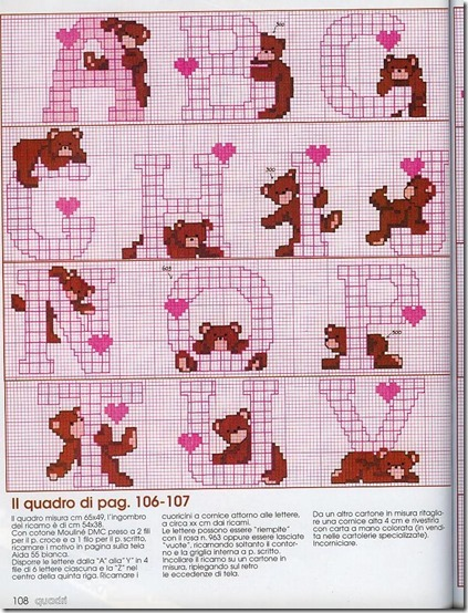 osos punto cruz (3)
