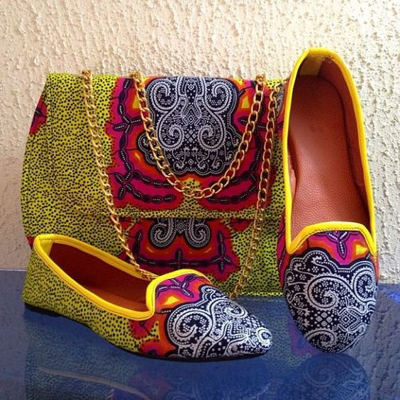 African Print Accessories South African Styles 2020 3