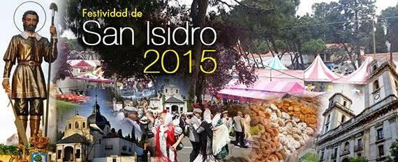 Actos en honor a San Isidro Labrador en la Ermita del Santo y en la Pradera