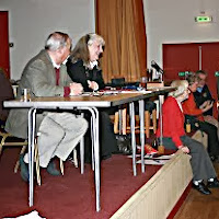 7th February 2014,  13th Annual Quiz Night, Wesley Road Club, Trowbridge
