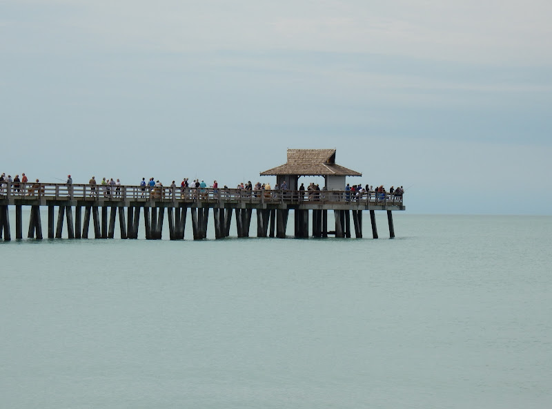 elisaorigami, blog, travel, voyages, Naples Pier, Florida, US, quai