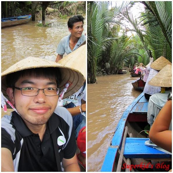 湄公河經典坐船之旅