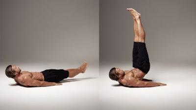Legs-together hip thrust