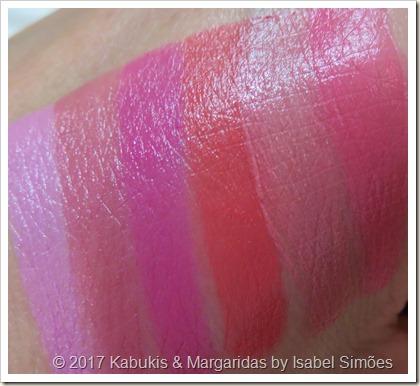 NYX - Pro Lip Cream Palette - The Pinks