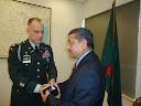 National War College Delegation meets with Bangladesh Ambassador to the USA