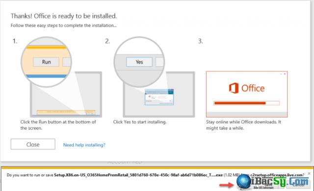 cách kích hoạt Microsoft Office 365 bản quyền - Hình 8