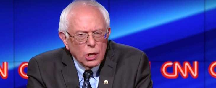 NRA praises Bernie Sanders on gunmakers' immunity