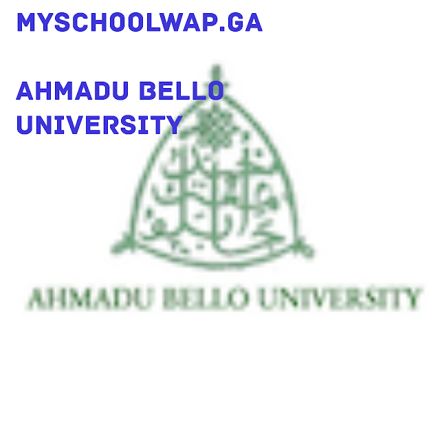 list of courses offered in the Ahmadu Bello University