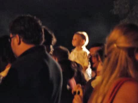Зрители рок-фестиваля Гитариада