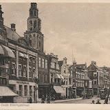 Ansichtkaarten uit stad Groningen.