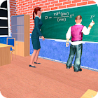 Virtual High School Teacher 3D icon