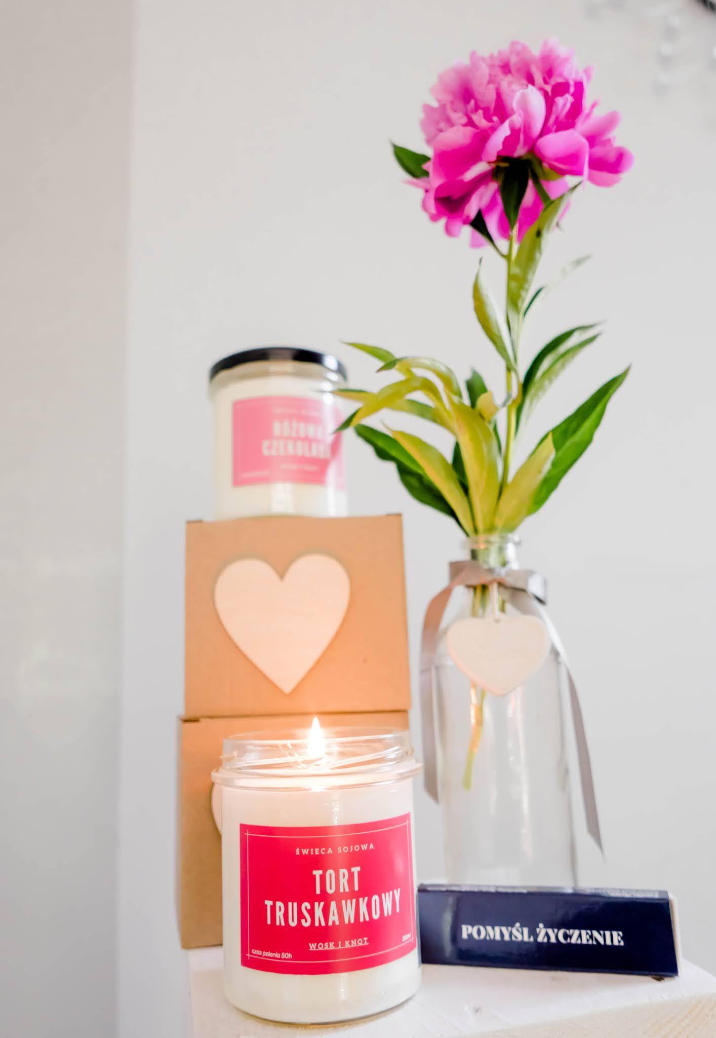 świece o cudownych zapachach