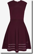 Ted Baker Knit Skater Dress - Black Also