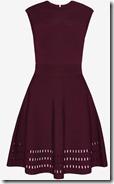 Ted Baker Knit Skater Dress - Black Also