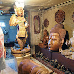 Wood carving gallery, Mas