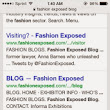 "Farewell to ""The Fashion Exposé"""