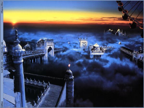 Weird Lands Of Dream 9, Magical Landscapes 3