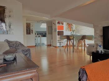 Appartement 4 pièces 80,45 m2
