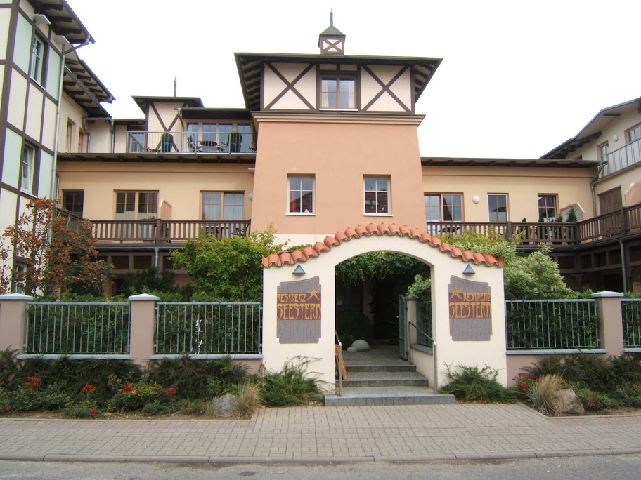 3-Zi-PENTHOUSE-Ferienwohnung SEESTERN-Residenz, Kühlungsborn