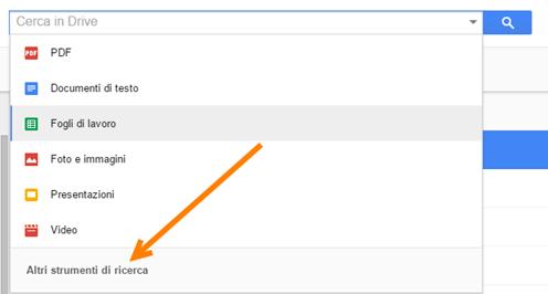 strumenti-ricerca-google-drive