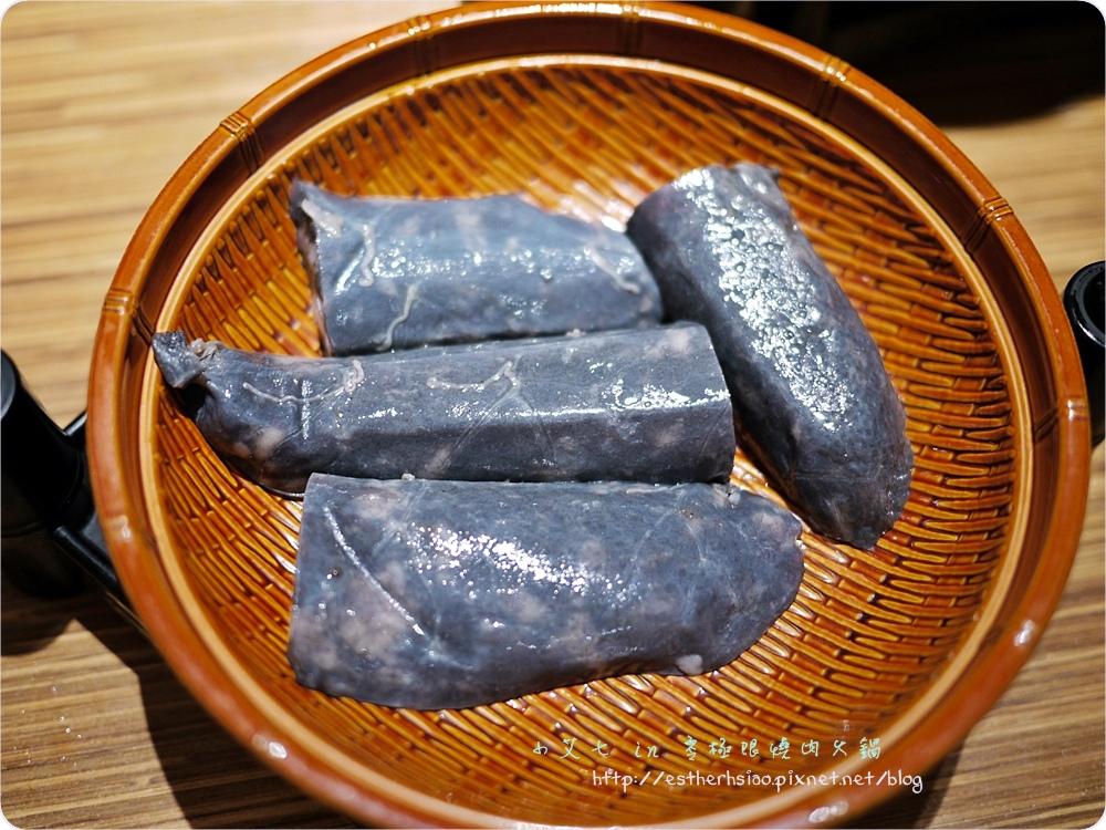 14 墨魚香腸