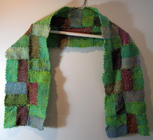 weavette scarf