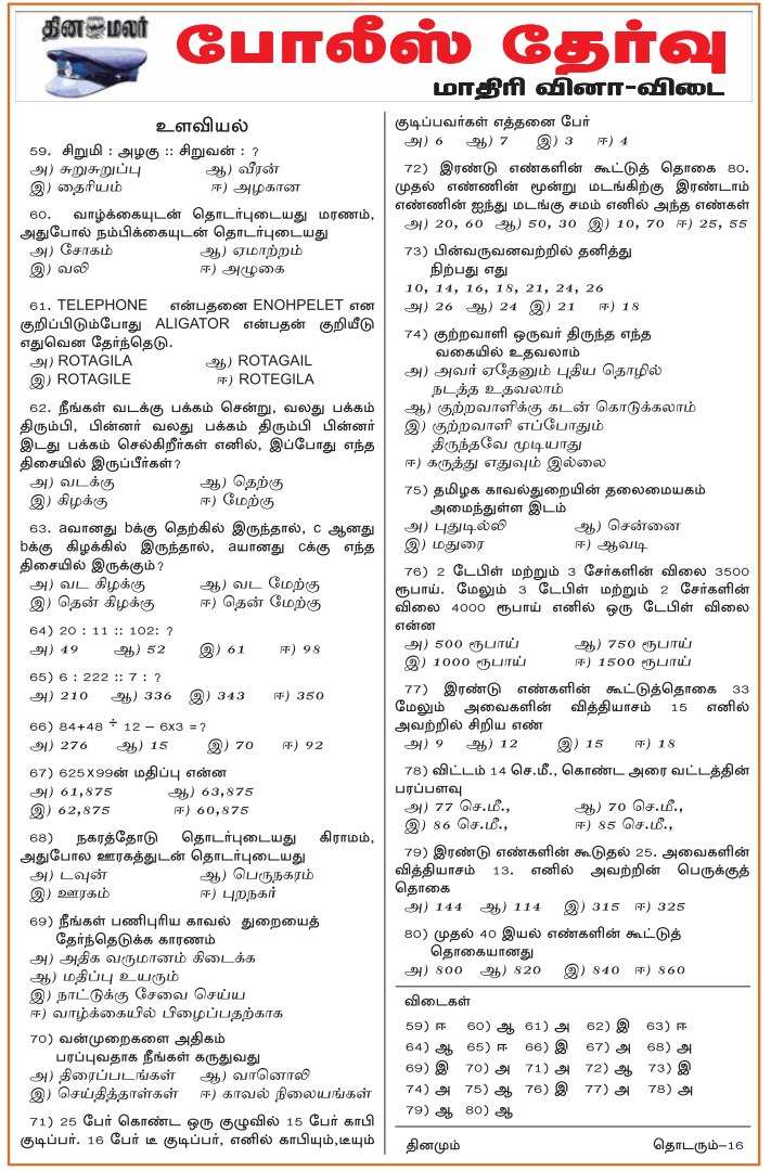 dinamalar epaper pdf free downloadgolkes