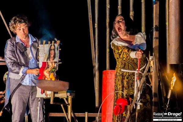 Teatr Titanick - Symfonia Hutniczna na Industriadzie
