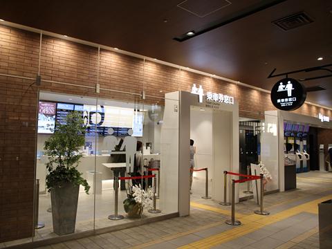 西鉄天神高速バスターミナル 乗車ホーム その5