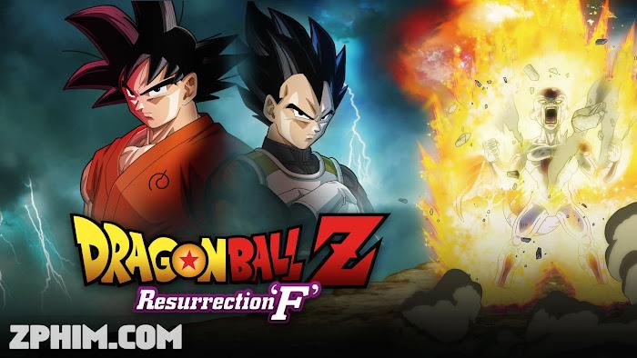 Ảnh trong phim Bảy Viên Ngọc Rồng: Frieza Hồi Sinh - Dragon Ball Z: Resurrection 'F' 1